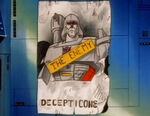 DivideandConquer MegatronENEMY poster