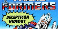Decepticon Hideout