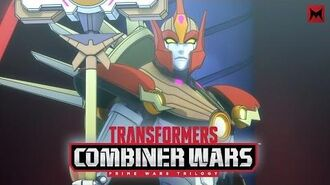 "Transformers Combiner Wars - Episode 5 ""Homecoming"" INTL Markets"