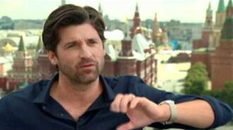 Patrick Dempsey Interview - Transformers 3