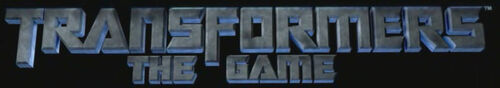 Transformersthegame logo