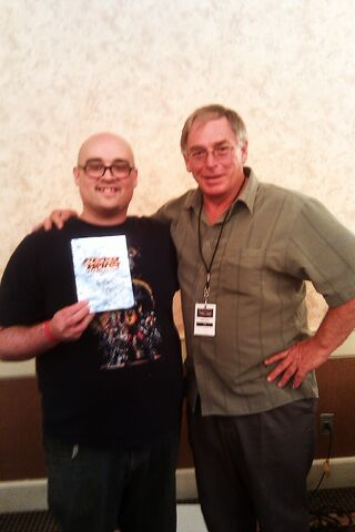 File:Gary Chalk and Me.jpg