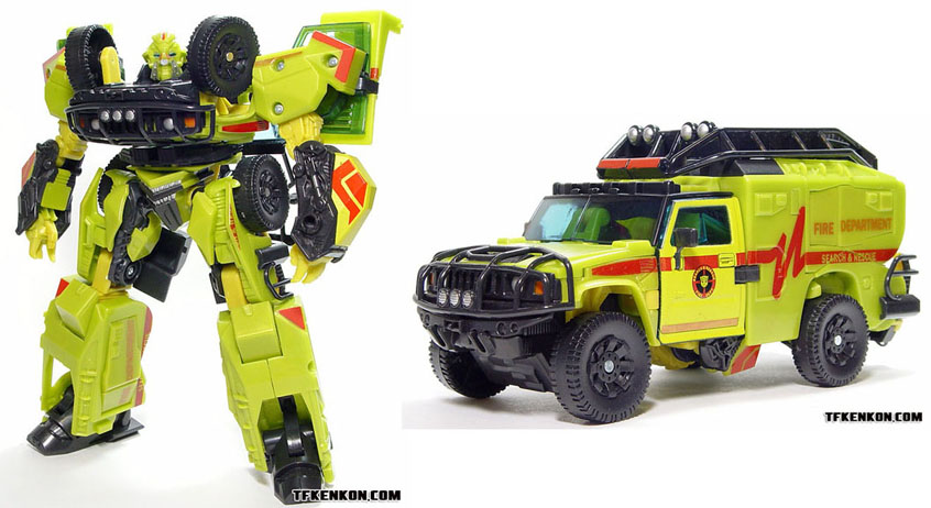 Image - Movie Voyager Ratchet toy.jpg   Teletraan I: The ...