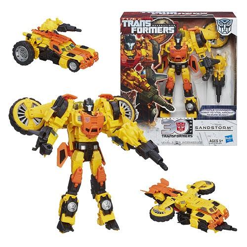 BoYs Will bE bOys: Hasbro Transformers Generation: Sandstorm