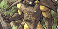 Iguanus (BW)