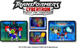 Quest for Cybertron