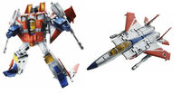 ClassicsStarscream toy