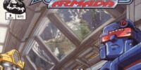 Dreamwave Armada issue 9