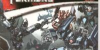 The Reign of Starscream Issue Number Five
