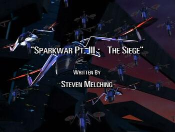 Sparkwar3 title