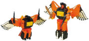 G1Divebomb toy