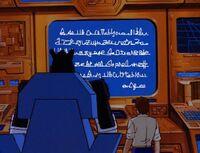 G1 cartoon Autobot letters