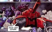 SpotlightGalvatron Warpath