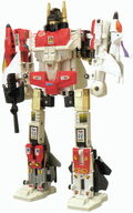 Superion toy