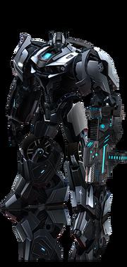 Transformers Universe Doubletake Robot Mode