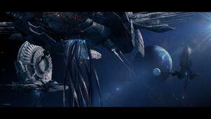 Creator ships Concept Art