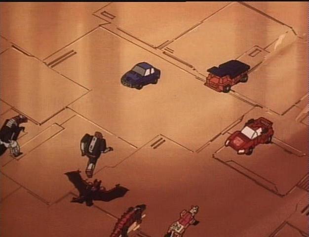 File:Rebirth 1 Autobots Decepticons fight.JPG