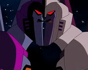 Starscream with Liarscream