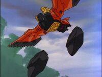 G1 Divebomb beast mode