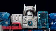 Transformers Designer Desk - 'Titans Return Fortress Maximus' Official Ad