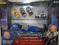 Ultra Magnus with SST