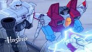 Transformers Generation 1 - The Skyfire Story