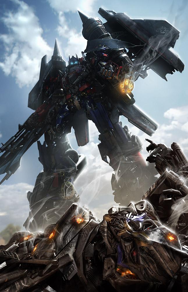 jetpower optimus prime teletraan i the transformers