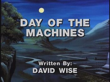 Day of the Machines title shot