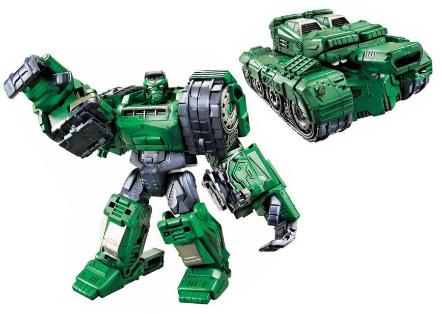 Hulk Teletraan I The Transformers Wiki Fandom Powered