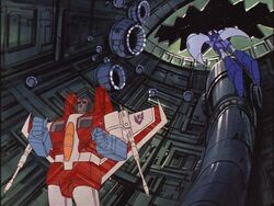 GhostMachine Starscream Scourge Unicron
