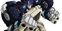 Nemesis Prime (Unicron Trilogy)