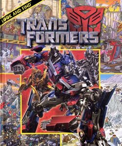 Lookandfind transformers