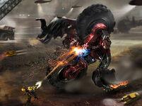 Rotf-bumblebee&demolishor-game-concept01