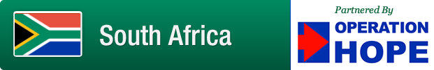 South africa banner