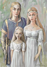 Family-of-elves