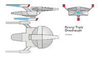 Ferengi Trade Dreadnaught