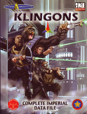 SFU Klingons cover