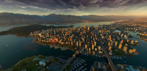 Vancouver-sunset