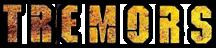 Tremors logo text