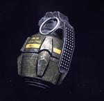 Doombringer frag grenade