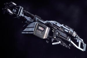 Doombringer chaingun