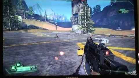 Tribes Ascend Gamescom 2011 Exclusive presentation Part 3 - MMO HD TV (720p)