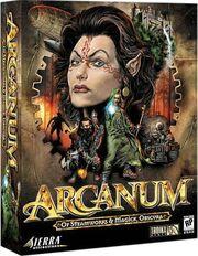 Arcanumbox