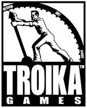 Troika Games logo