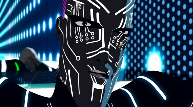 File:TRON Wiki - Tron-Uprising-Cyrus-No-Bounds.png