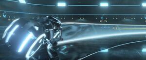 Tron legacy sam bike