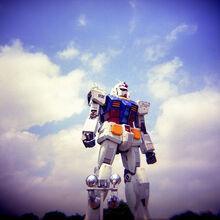Holga Gundam