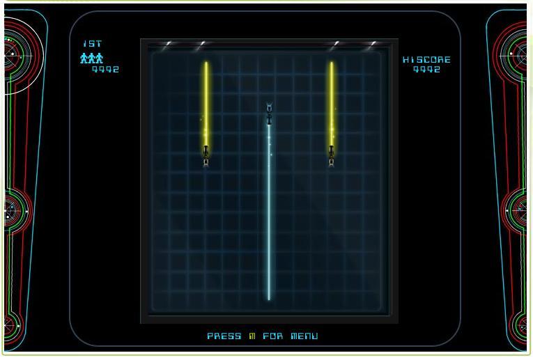 Tron Arcade Game Tron Wiki Fandom Powered By Wikia