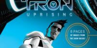Tron Uprising: The Junior Novel