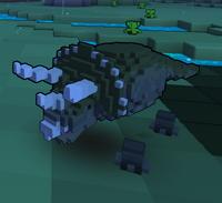 Triceratops ingame